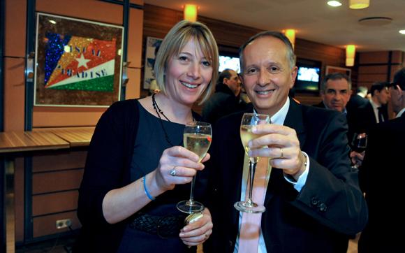 57. Marie Bouit et Eric Vernusse (Banque Rhône-Alpes)