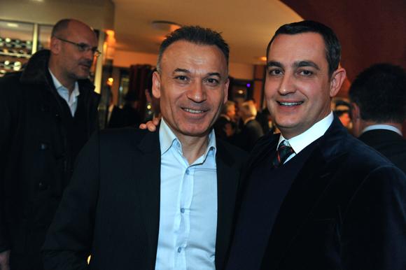 62. Mehmet Meric, président du Groupe Meric et Xavier Gauduel (Ferrari Maserati - Groupe Gauduel)