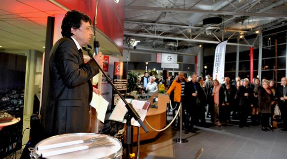 8. Luc Chioetto, directeur de Nissan Delorme