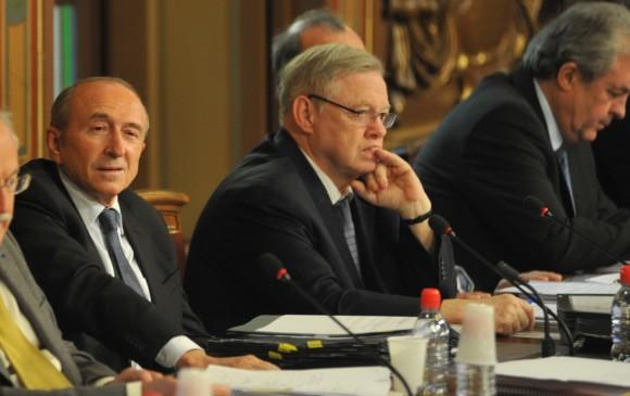 2e meilleur maire de France. Gérard Collomb désigné (entre autres) par Dominique Perben