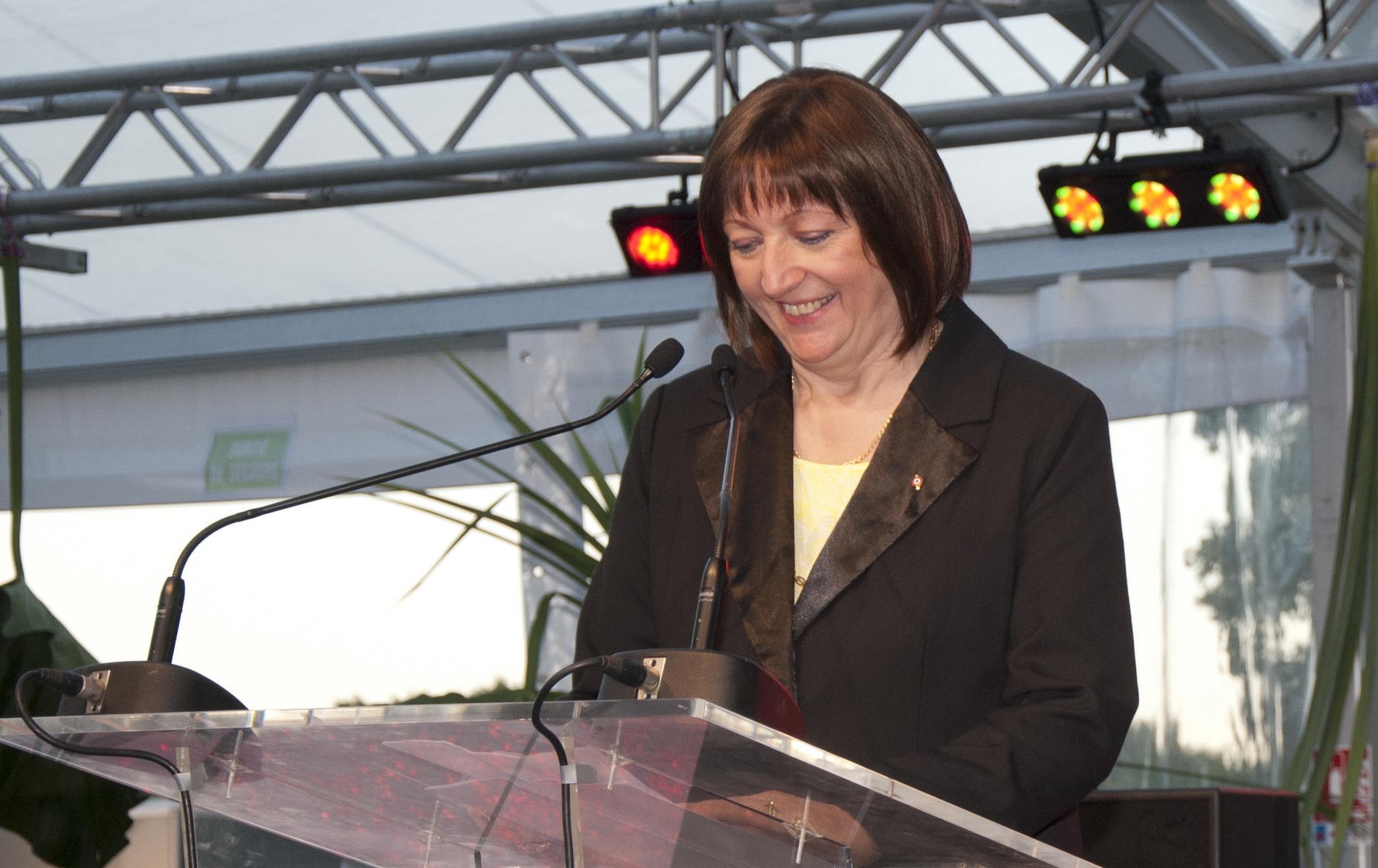 Municipales Rochetaillée-sur-Saône 2014. Rita Spitéri ne rempile pas