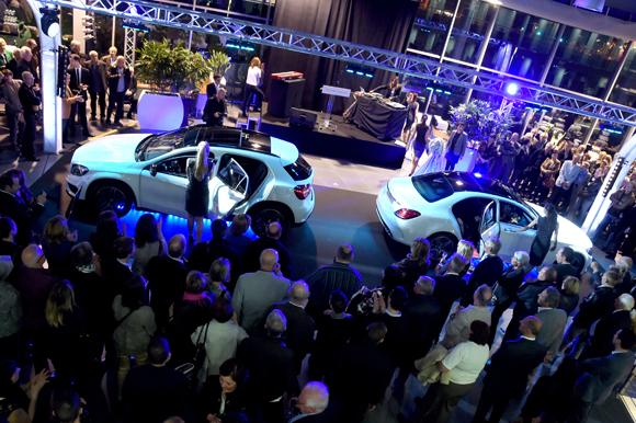 Nouvelle Mercedes classe C & GLA