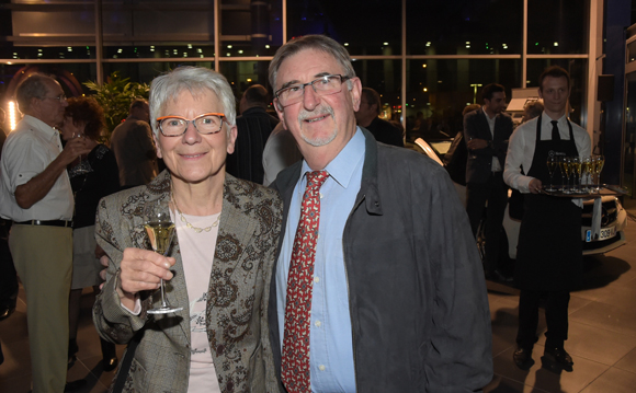 10. René Broc et son épouse Annie