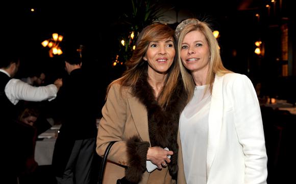 11. Samira Foucaud (Sensation de soi Sofitel Spa) et Corinne Joly (Carmelina)