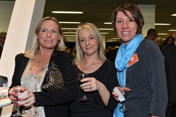 12. Julie Darroze, Valérie Boccara et Isabelle Mazet (AXE Group)