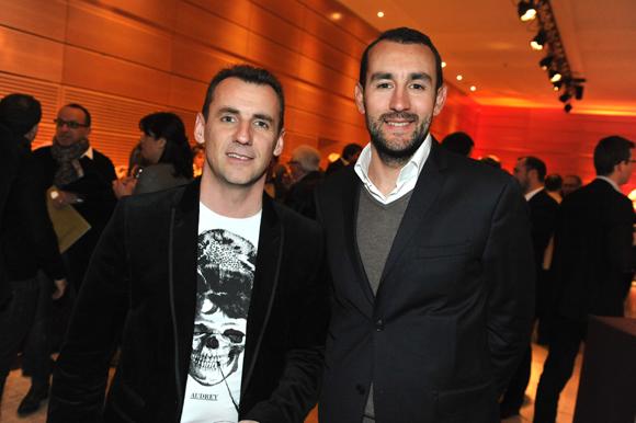12. Sébastien Janin (ALSM) et Cédric Michel (Fil Gestion)