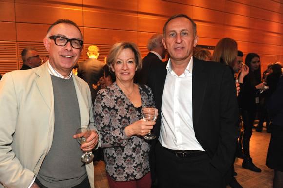 13. Hervé Megard (Mégard Associés), Brigitte Bobillon et son époux Dominique (BBK Management)
