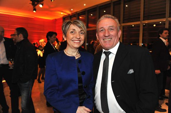 14. Yves Jouvanceau et son épouse Pascale (JYKA)