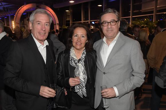 15. François Lacondemine, Corinne Basset et Filiberto Castellacci