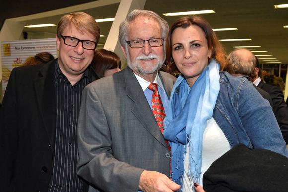 16. Christophe Four (Immoprod), Jo Reina (CGPME) et Laurence Gouet (Aires Entreprises)