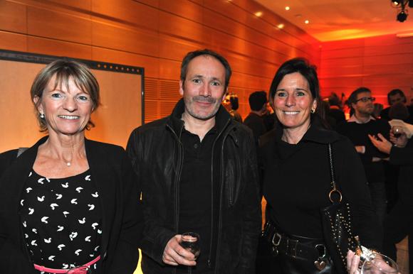 17. Françoise Gardan (Arhena), Patrick Synaeghel (Hummel) et Nathalie Walterscheid