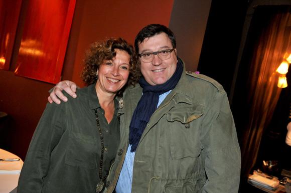 17. Nathalie Avallet (Events Montpellier) et Bruno Vernay (Le Progrès)