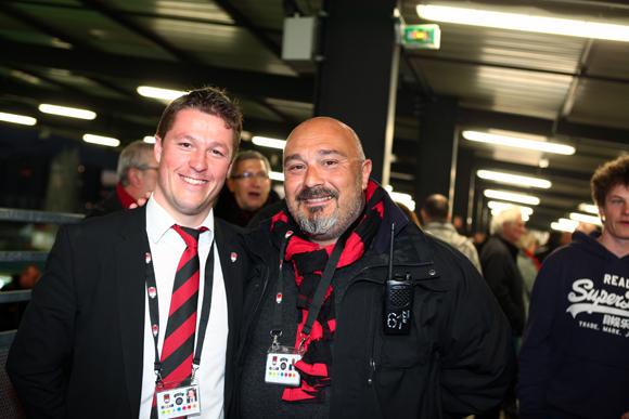 17. Mathieu Renaud (LOU Rugby) et Rémy Jomard (Mingat)