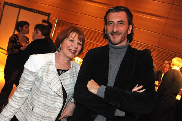18. Annie Serres et Olivier Harribey (Ageas)