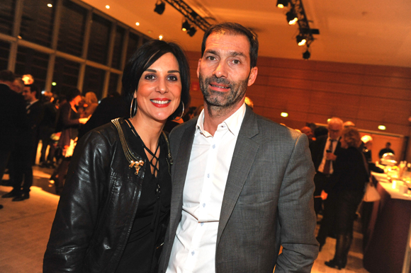 20. Sophie Liminana (Crédit Foncier) et Georges Lini (Marignan Immobilier)