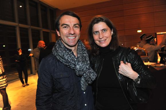 23. François Balayre et son épouse Brigitte