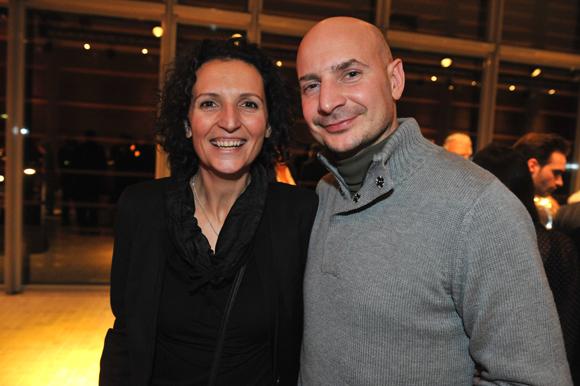 24. Tony Balsamo (Onil Immobilier) et Estelle (Grand Gaillard immobilier)