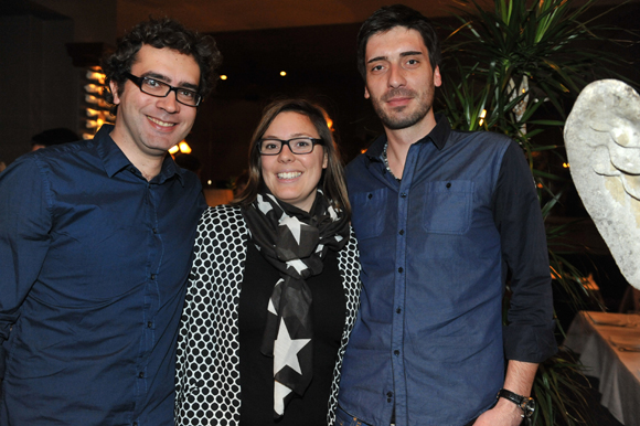24. Alexandre Font (Bee Engineering), Camille Tallet et Alexis Casile