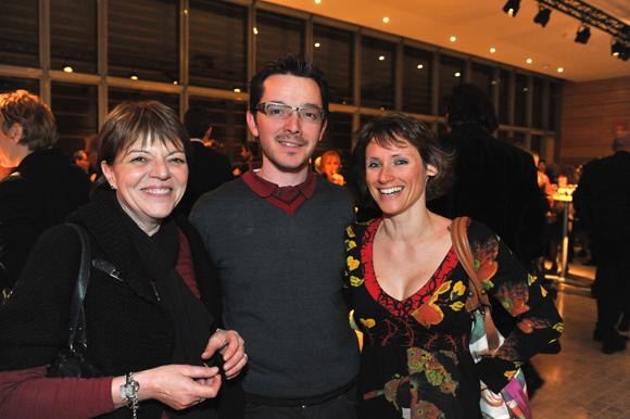 25. Sophie, Charles et Carine Petroud (SPMS)