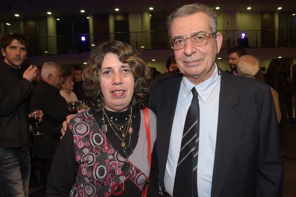 25. Jean-Claude Baltayan et son épouse Monique
