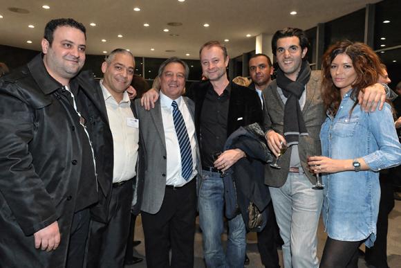 26. Marwan (Cousins Cousines), Michel (MSI), François (CGPME), Marco (Lyon People), Karim et Sabrina (ACDC)