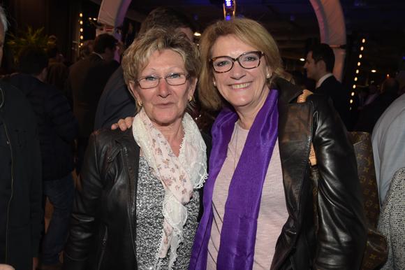 26. Janine Viallo et Sylvie Bochard