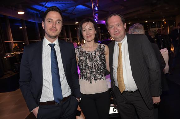29. Vincent Groleas (Piman Consultants), Elena Dalod (VIP for Europe) et son époux Didier