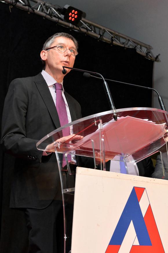 3. Alain Blouzard (Directeur commercial du Groupe Delorme)