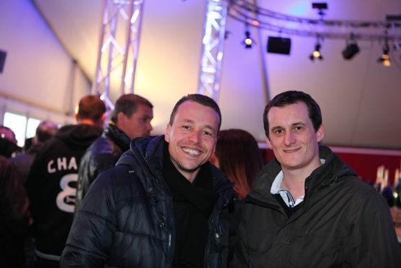 3. Bruno Remola (Break France Service) et Guillaume Normand (Restalliance)