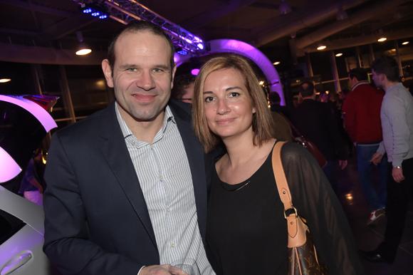 32. Fleury Seive (Patrimoine & Immobilier) et Noémie Capo (HCL)