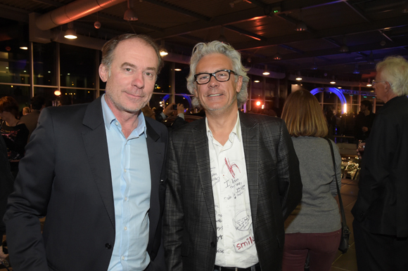 34. Yves Rioton (Séminaire Business) et Bernard Buffard (La Sphère des possibles)