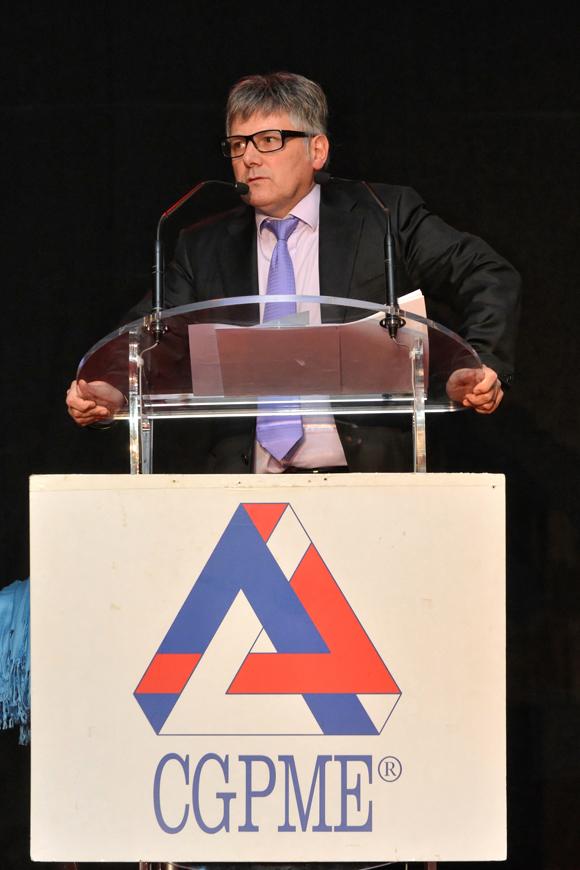 4. Olivier Delorme (Président du Groupe Delorme)