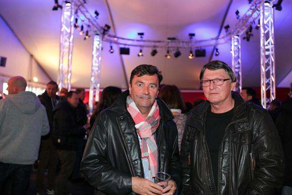 4. Patrick Raby (GDF SUEZ) et Alain Bonnand (Compagnie Immobilière Forez Velay)