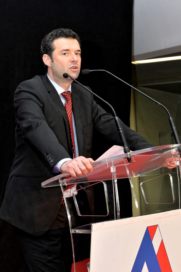 5. Franck Morize (Secrétaire Général de la CGPME)