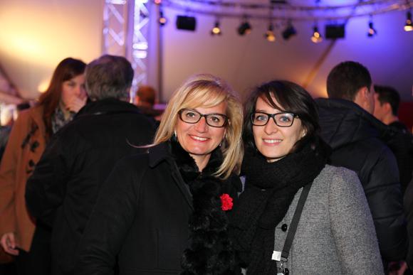 6. Valérie Fetaud et Elise Drouhard (LOU Rugby)
