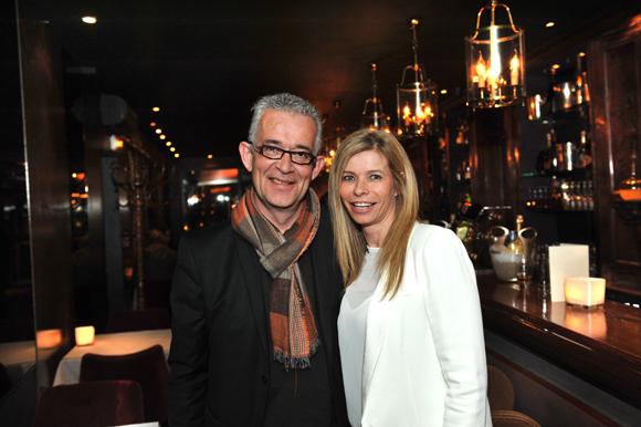 7. Christophe Arbonnier (Renault Trucks) et Corinne Joly (Carmelina)