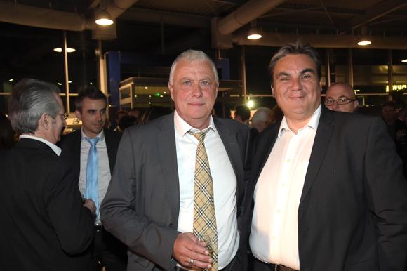 7. Bernard Trux et Frédéric Bouillé (Mercedes-Benz)