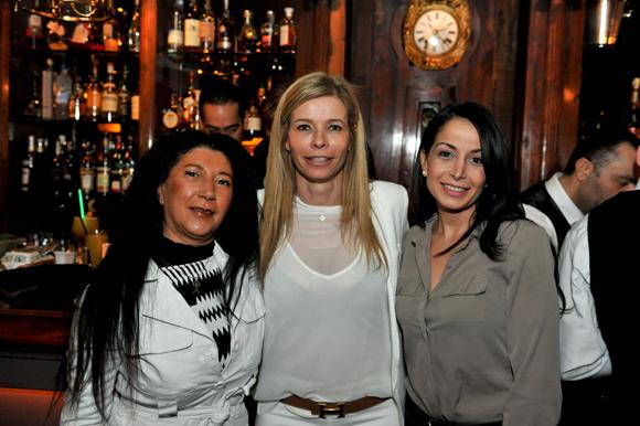 9. Oihida Toumi, Corinne Joly (Le Carmelina) et  Faty Mimoune (STCE)