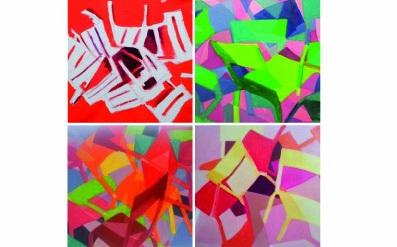 Galerie Gilbert Riou. Les chaises en folie de Bernard Soupre