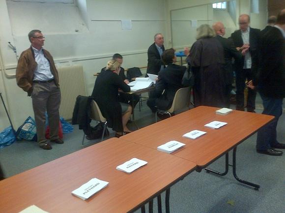 Municipales 2014. L'abstention se confirme dans le Rhône (17h)