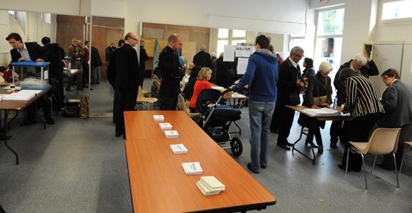 Municipales 2014. La participation en baisse dans le Rhône (12h)