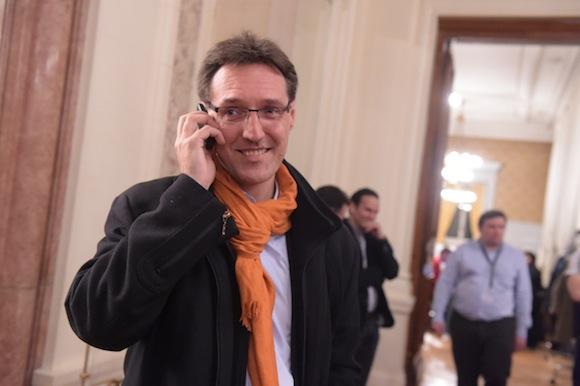 Municipales 2014. Eric Lafond ne donne pas de consigne de vote à Lyon
