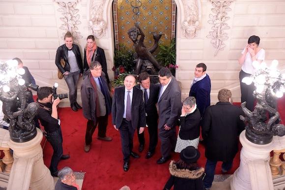 Municipales Lyon 2014. Revivez le Premier tour en direct de la Préfecture