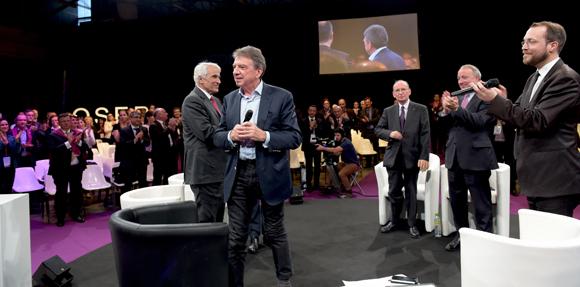 3e Printemps des Entrepreneurs. Le bouquet final de Bernard Fontanel