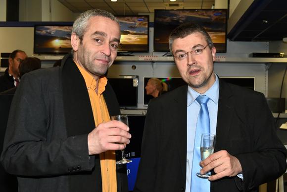 11. Moussa (Lapal) et Frédéric Bernard (Conseil en développement)