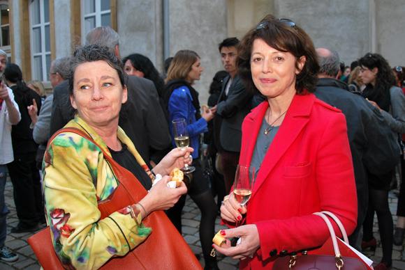 11. Britt Baffert et Catherine Molinari