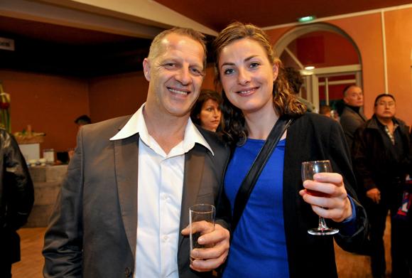 12. Joe Hilke et Marion Dupont (Mairie de Villeurbanne)