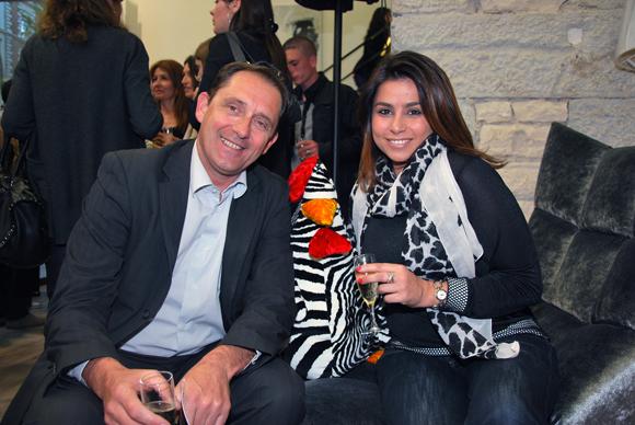 12. Laurent Flavin et Nathalie Keskin (Allianz)