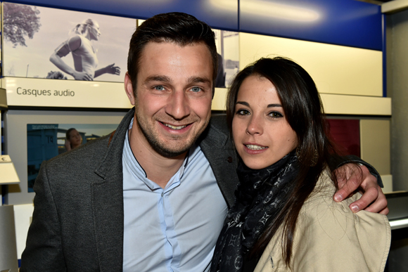 12. Clément Charvier et Corinne Plewa