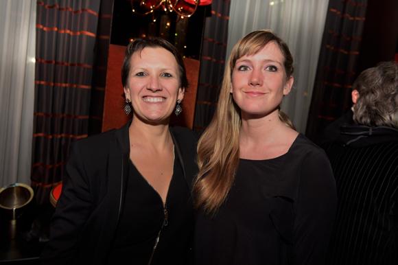 14. Laure Gaillard (Adecco) et Camille Douver